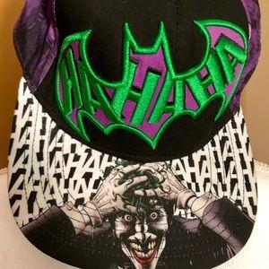 DC Comics Joker adjustable hat